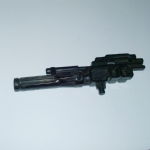 Power Master Optimus Prime Vintage Hasbro G1  Transformers spare black gun part